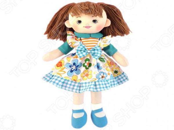 Кукла мягкая Gulliver «Хозяюшка» игрушка мягкая gulliver кукла хозяюшка 30см