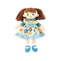 фото Кукла мягкая Gulliver «Хозяюшка»