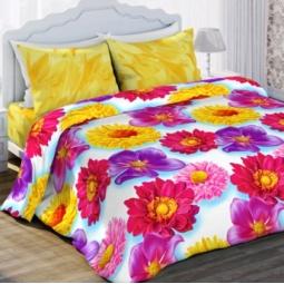 фото Комплект постельного белья Любимый дом «Летнее солнце». Семейный