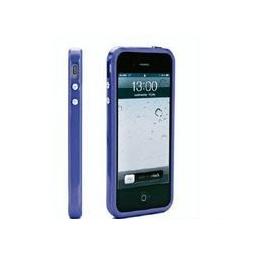 фото Чехол Muvit iMatt ультратонкий для iPhone 5. Цвет: пурпурный