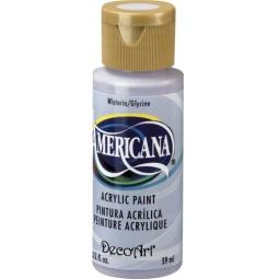 фото Краска акриловая DecoArt Премиум Americana. Цвет: глициния
