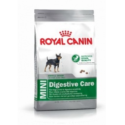 фото Корм сухой для собак мелких пород Royal Canin Mini Digestive Care. Вес упаковки: 2 кг