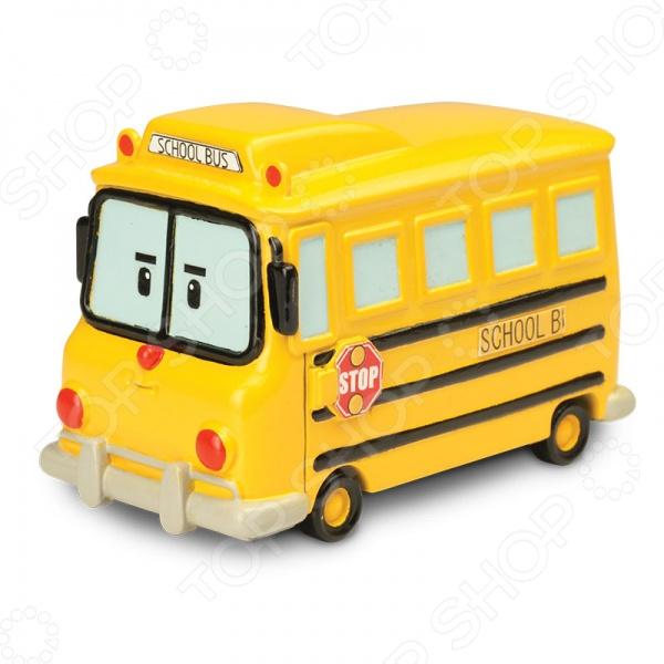 Машинка игрушечная Poli «Скулби» 83174