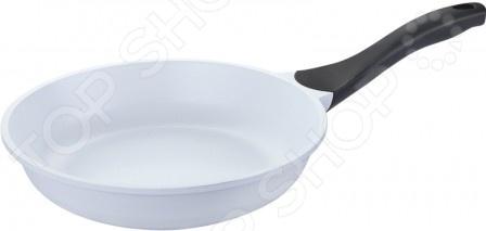 Сковорода Winner WR-6131Сковорода Winner WR-6131 подойдет для приготовления широкого спектра блюд: жарки, тушения и пассеровки различных ингредиентов. Равномерное распределение тепла способствует ускорению процесса приготовления блюд, сохраняя при этом большое количество полезных веществ и витаминов. В сковородке использовано высококачественное керамическое покрытие. В керамике не содержится вредных примесей, поэтому пища при приготовлении остается здоровой и экологичной. Сковорода подходит для использования на всех видах плит, в том числе и на индукционных.<br>