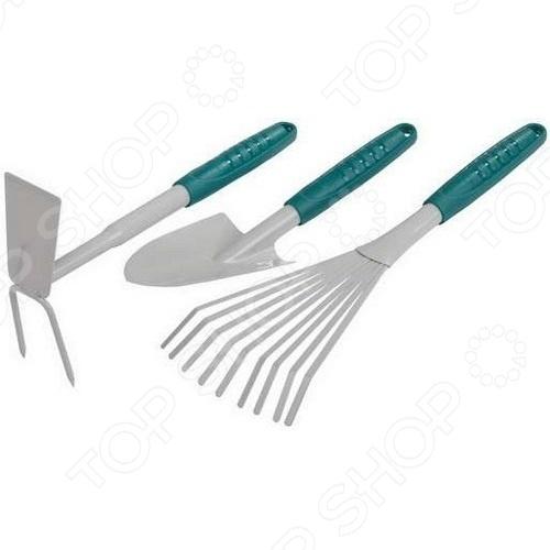 Набор садовый Raco 4225-53/477 совок посадочный широкий raco traditional 42074 53577