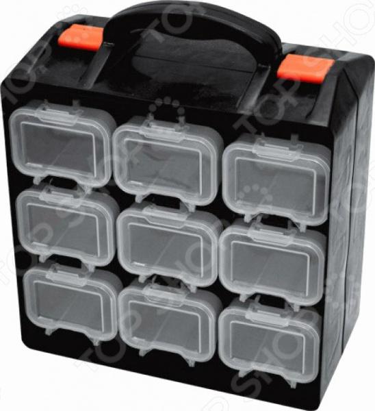 Ящик для крепежа двухсекционный FIT - артикул: 698304