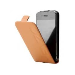 фото Чехол Kenzo Logo Case для iPhone 4S. Цвет: бежевый