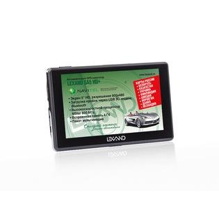 Купить Навигатор Lexand SA5 HD+