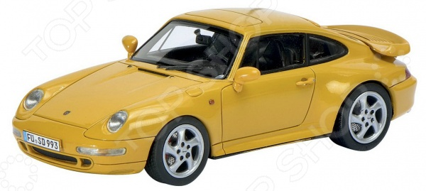Модель автомобиля 1:43 Schuco Porsche 911 Turbo