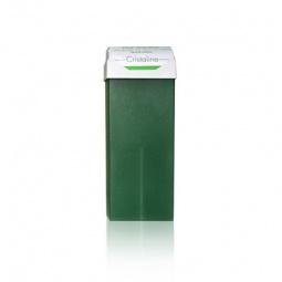фото Воск косметический Cristaline Color «Зеленый чай»