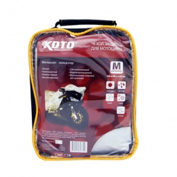 фото Чехол защитный для мотоцикла KOTO. Модель: CMF-128. Размер: 200х90х120 см
