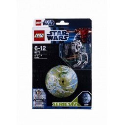 фото Конструктор LEGO AT-ST и планета Эндор