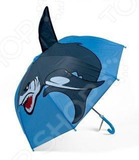 Зонтик детский Mary Poppins «Акула» 53520