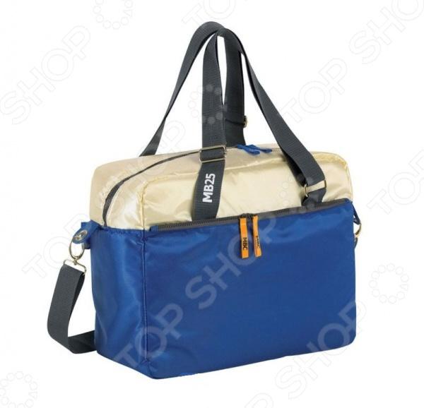 Термосумка Mobicool Sail 25Термосумки, сумки-холодильники<br>Термосумка Mobicool Sail 25 это удобная термосумка объемом 25 литров. С помощью этой сумки вы сможете достаточно долгое время холодное сохранить холодным, а горячее горячим. Такую сумку можно взять с собой на пикник или в долгое путешествие на машине. При этом вы можете быть уверены, что ваши продукты не испортятся в течение дня.<br>