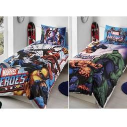 фото Детский комплект постельного белья TAC Marvel heroes 2011