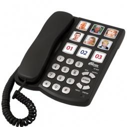 фото Телефон Ritmix RT-500. Цвет: черный