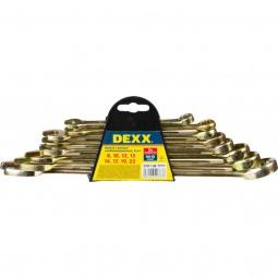фото Набор ключей комбинированных DEXX 27017-H8