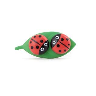 Купить Футляр для контактных линз Kikkerland Ladybag