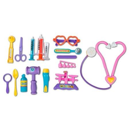 Купить Игровой набор для ребенка Shantou Gepai «Набор доктора» 137-31