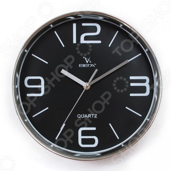 Часы настенные Вега Н 0257 «Черная классика» часы настенные вега фрегат