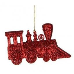 фото Елочное украшение Christmas House «Паровоз» 1694617