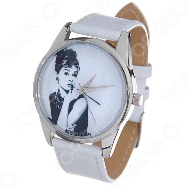 Часы наручные Mitya Veselkov «Одри курит» MV.White часы наручные mitya veselkov одри курит gold