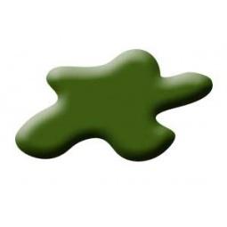фото Краска эмалевая Звезда Супер. Цвет: зеленый авиа-интерьерный