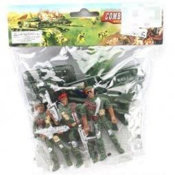 фото Набор фигурок игровой Shantou Gepai «Военный» 459
