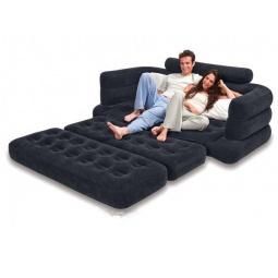 фото Диван-кровать надувной 2в1 Intex с68566