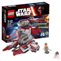 фото Конструктор игровой LEGO «Перехватчик джедаев Оби-Вана Кеноби»