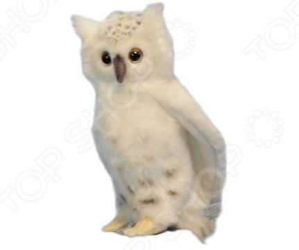 Мягкая игрушка Hansa «Сова» 6155 мягкая игрушка сова hansa сова белая 18 см белый искусственный мех синтепон 6155