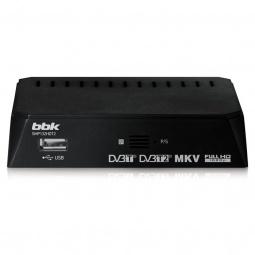 фото Ресивер BBK SMP-132HDT2. Цвет: черный