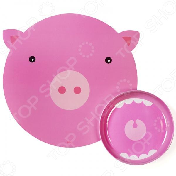 ����� � �������� Doiy Hungry pig