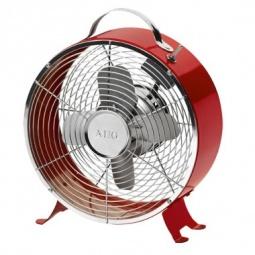 фото Вентилятор AEG VL 5617 M. Цвет: красный. Диаметр лопастей: 26 см