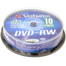 Купить Набор дисков Verbatim 43552