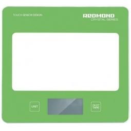 фото Весы кухонные Redmond RS-724. Цвет: зеленый