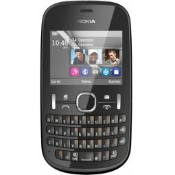 фото Мобильный телефон Nokia 200 Asha. Цвет: графит