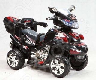Квадроцикл детский электрический Пламенный Мотор 86079