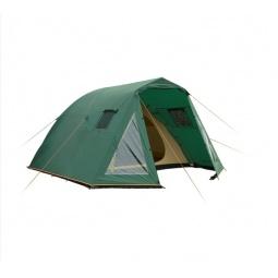 фото Палатка Greenell «Велес 4». Цвет: зеленый