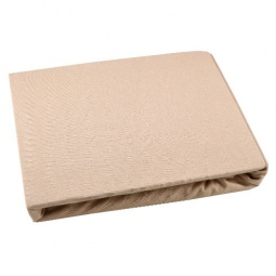 фото Простыня на резинке Tete-a-Tete «Мокко». Размер простыни: 160х200 см. Тип упаковки: коробка. Цвет: светло-коричневый