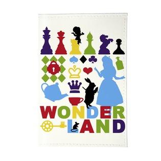 Купить Обложка для автодокументов Mitya Veselkov Wonder land