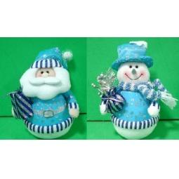 Купить Игрушка-неваляшка мягкая Снегурочка «Снеговик, Дед Мороз». В ассортименте