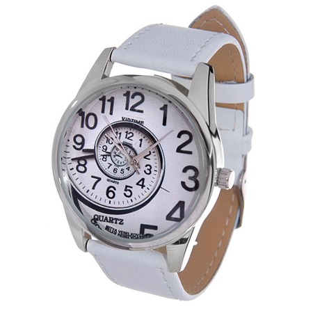 Купить Часы наручные Mitya Veselkov «Спираль времени» MV.White