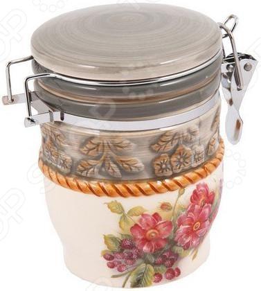 фото Банка для хранения сыпучих продуктов Коралл «Фантазия», Хранение продуктов