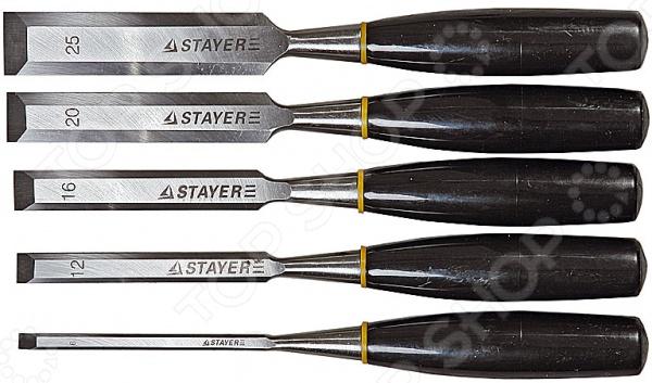 Набор стамесок Stayer Master 1820-H5 набор пневмоинструмента stayer master 06487 h5