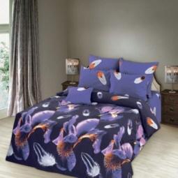 фото Комплект постельного белья Романтика «Магия ночи». 2-спальный