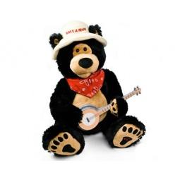 фото Мягкая игрушка интерактивная Музыкальные подарки «Медведь Топтыжкин»