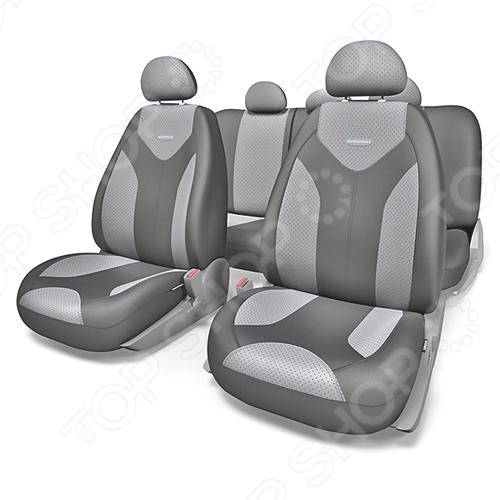 Набор чехлов для сидений Autoprofi MTX-1105G поворотный механизм для сидений в украине