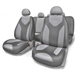 Купить Набор чехлов для сидений Autoprofi MTX-1105G
