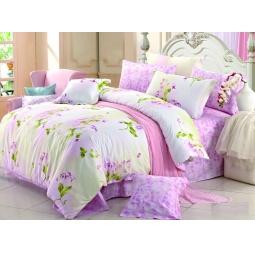фото Комплект постельного белья Amore Mio Sonata. Provence. Семейный